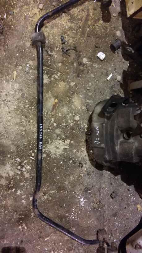 Стабилизатор подвески пере