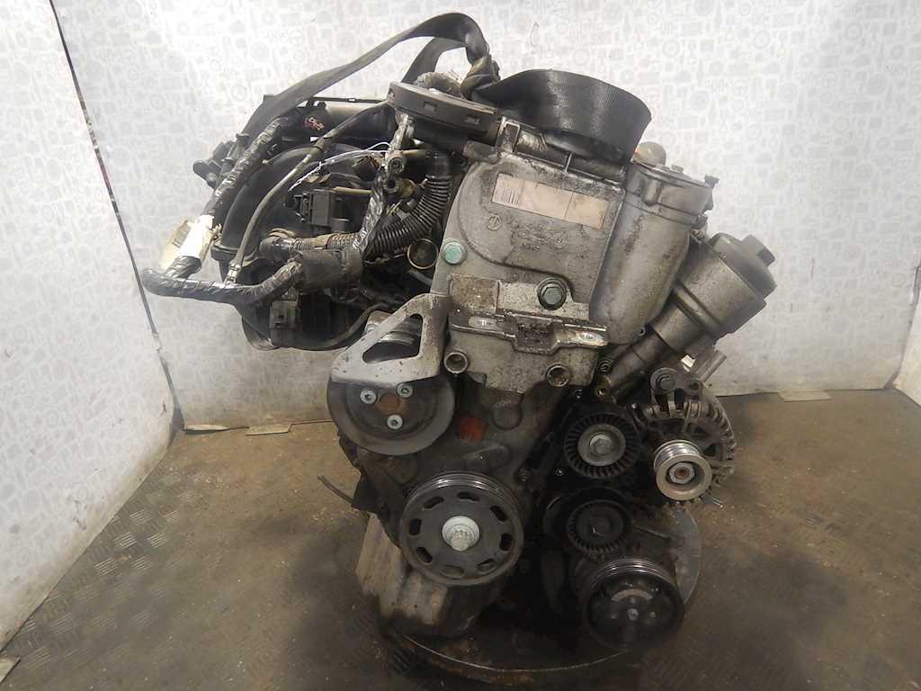 Двигатель (ДВС) Volkswagen Touran 2004 Минивэн Механика 1.6FSi 16v 115лс