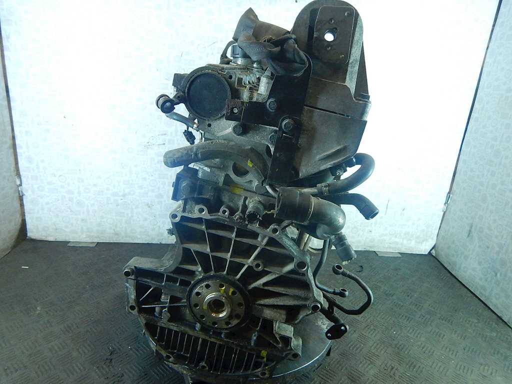 Двигатель (ДВС) Volvo S60 2001 Седан Автомат 2.0Ti 20v 180лс