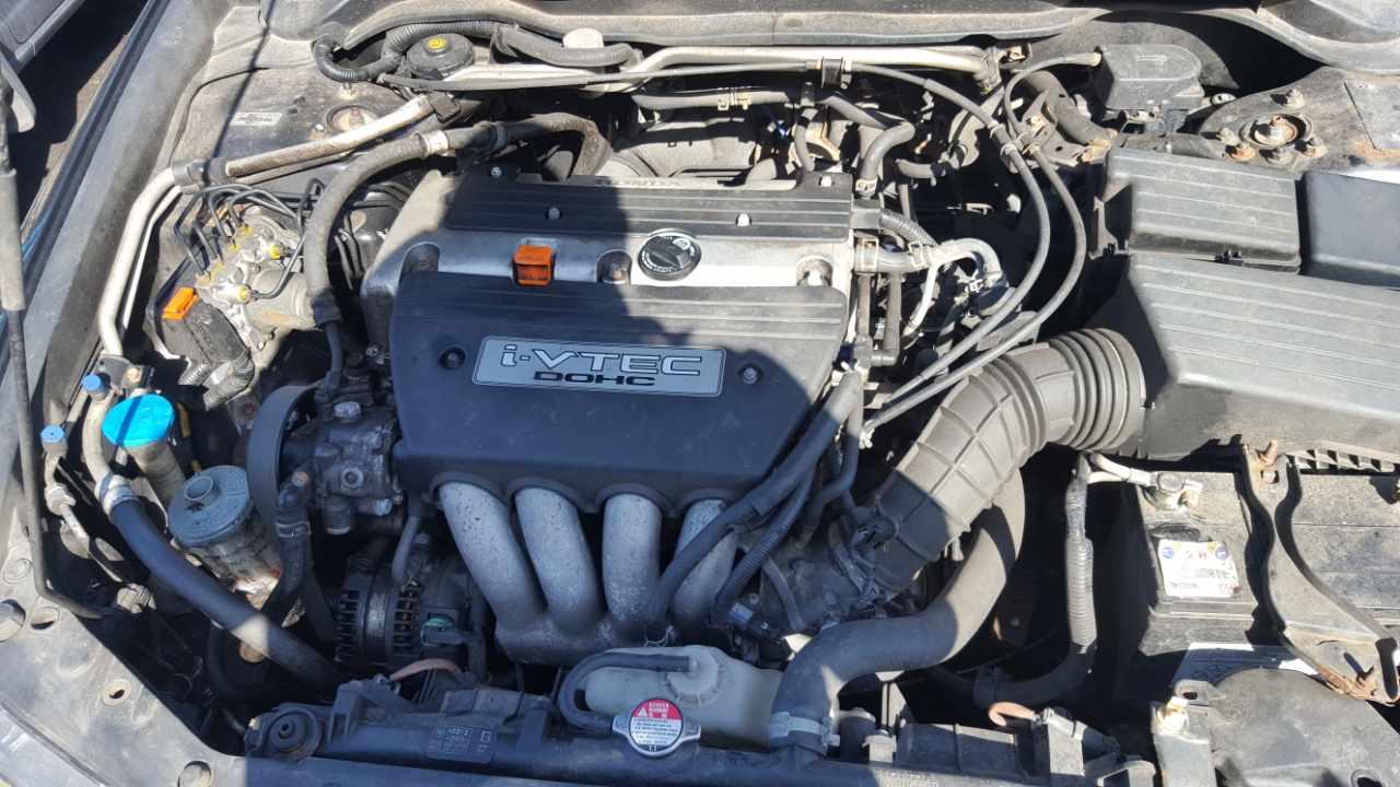 Двигатель (ДВС) Honda Accord 7 2003 Седан Механика 2.0i 16v 155лс
