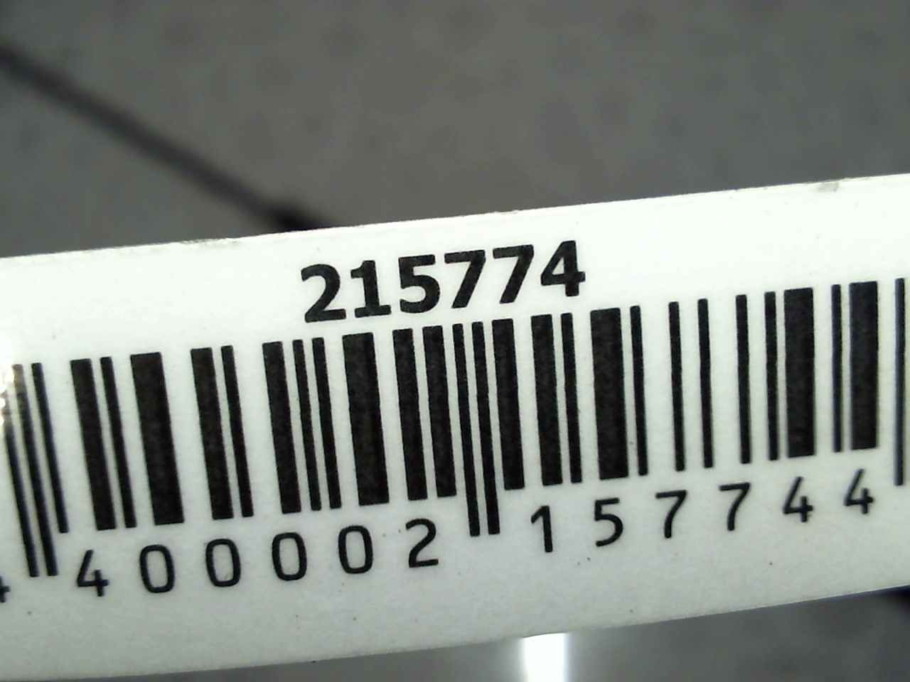215774 - Амортизатор капота Volkswagen Passat 6