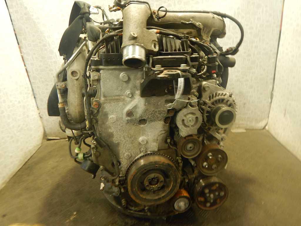 Двигатель (ДВС) Mazda 6 GH 2009 Хетчбэк 5дв. Механика 2.2CDi 16v 163лс