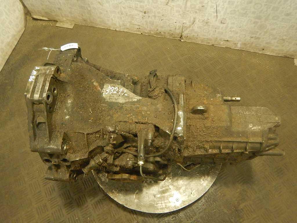 КПП 5ст (механическая коробка) Audi A4 B6 2003 Универсал Механика 1.9TDi PD 8v 130лс