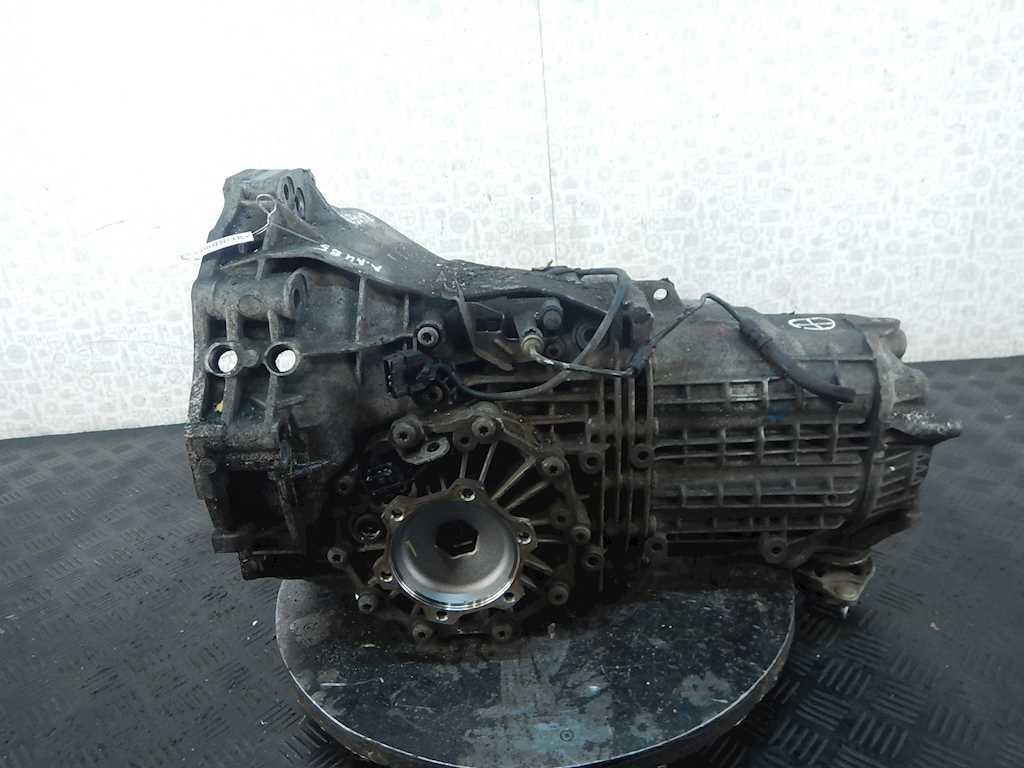 КПП 5ст (механическая коробка) Audi A4 B6 2001 Седан Механика 2.0i 20v 130лс
