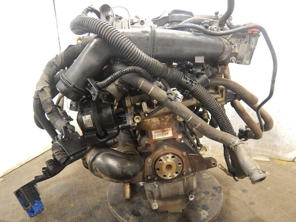 Двигатель (ДВС) Opel Insignia 2009 Хетчбэк 5дв. Механика 2.0CDTi 16v 160лс