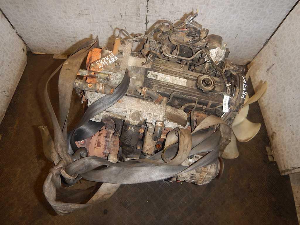 Двигатель (ДВС) Suzuki Vitara 1996 Внедорожник Автомат 2.0TD 8v 71лс