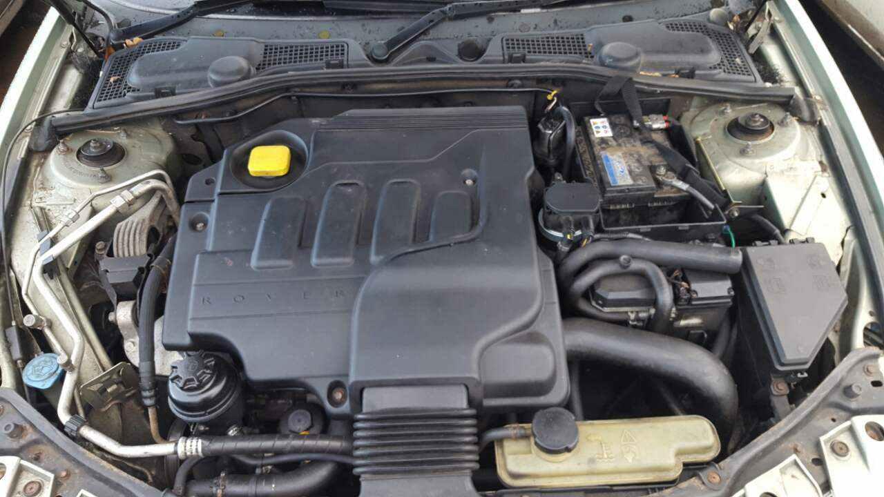 проблемы с дизельным двигателем ровер 75 возникновения сухого кашля