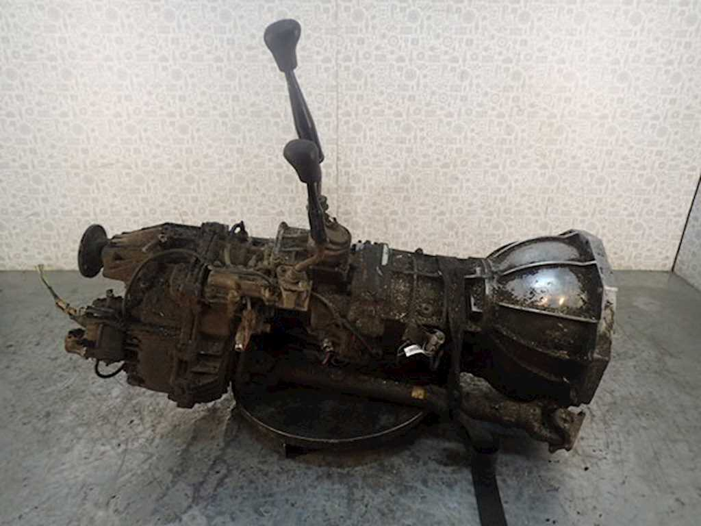 КПП 5ст (механическая коробка) Isuzu Trooper 1998 Внедорожник Механика 3.0TD 16v 160лс