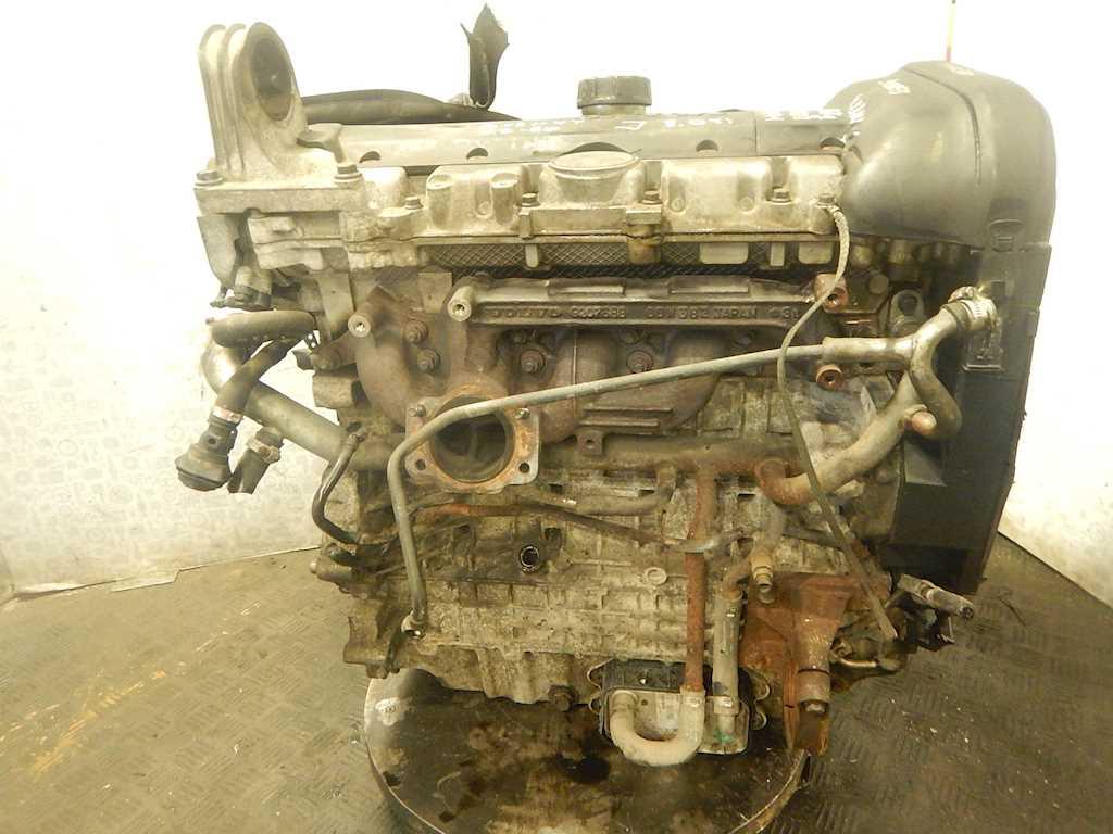 Двигатель (ДВС) Volvo S60 2001 Механика 2.0Ti 20v 180лс