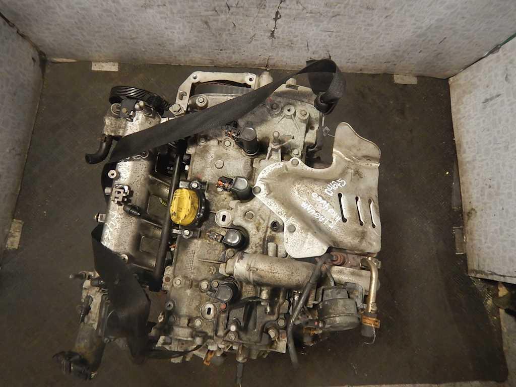 Двигатель (ДВС) Renault Laguna 2 2004 Хетчбэк 5дв. Механика 2.0Ti 16v 163лс