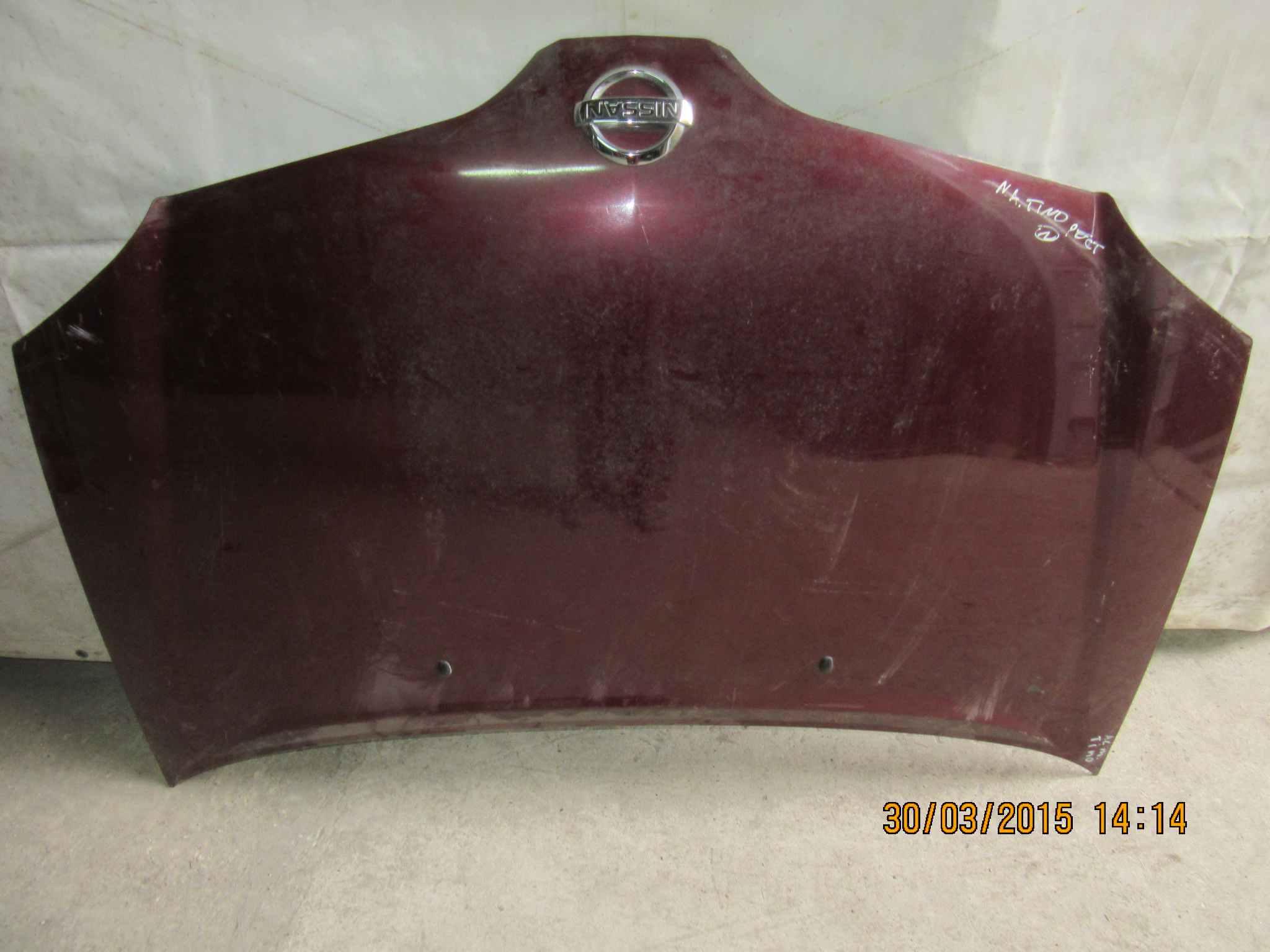 64151 - Капот Nissan Almera Tino