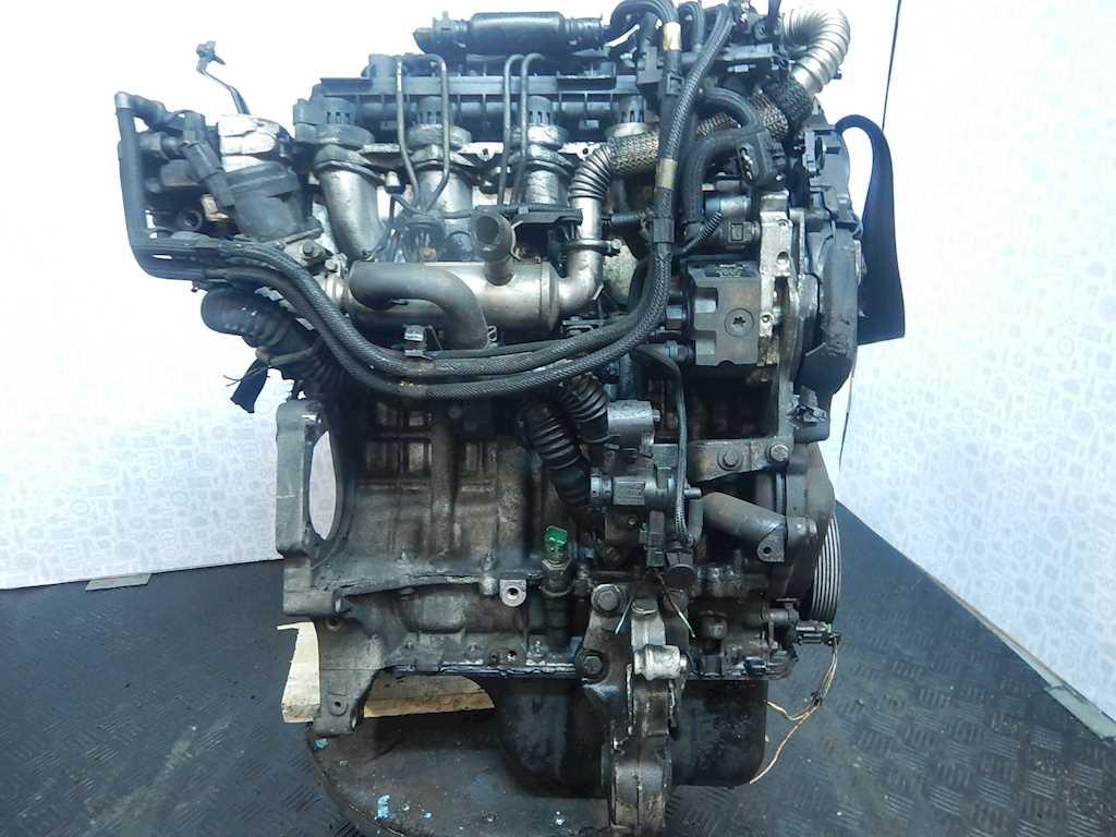 Двигатель (ДВС) Peugeot 407 2005 Седан Механика 1.6HDi 16v 109лс