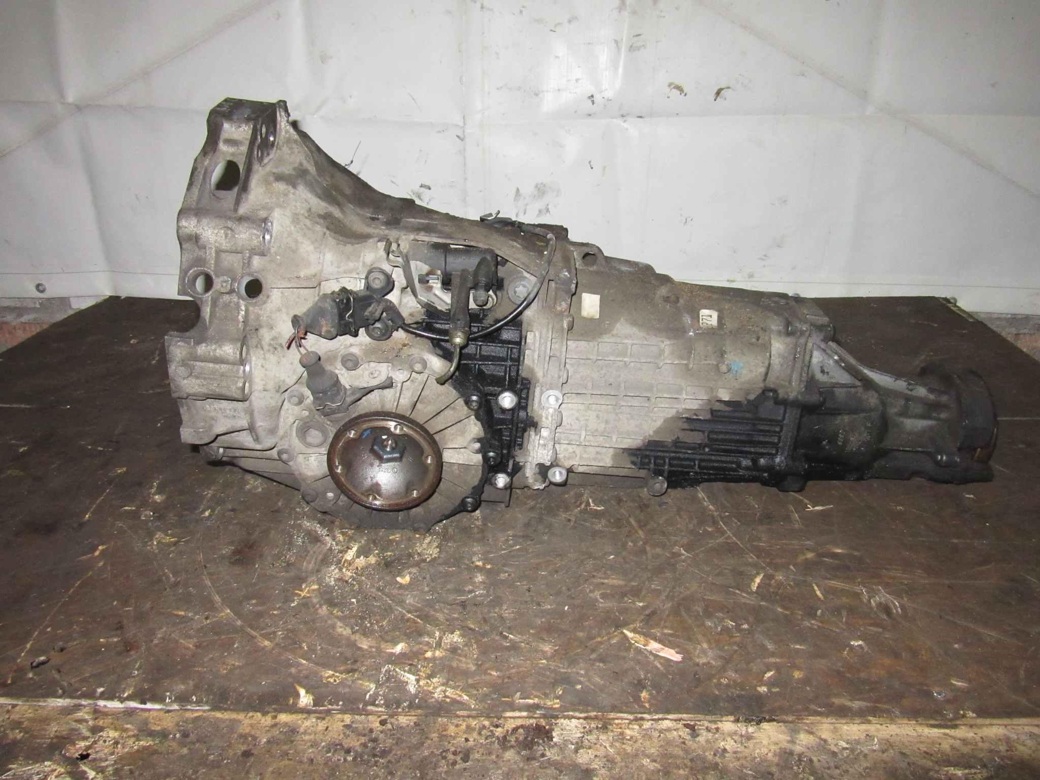КПП 5ст (механическая коробка) Audi A6 C5 2002 1.8i