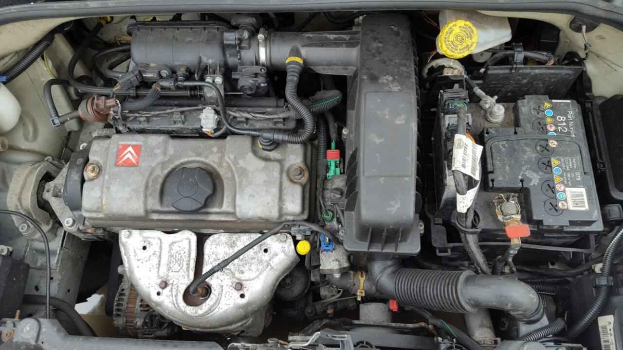 КПП 5ст (механическая коробка) Citroen C2 2005 Хетчбэк 3дв. Механика 1.1i 8v 60лс