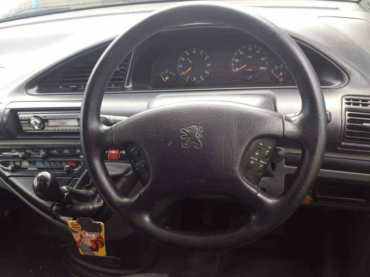 Двигатель (ДВС) Peugeot Expert 2002 Фургон Механика 1.9D 8v 69лс