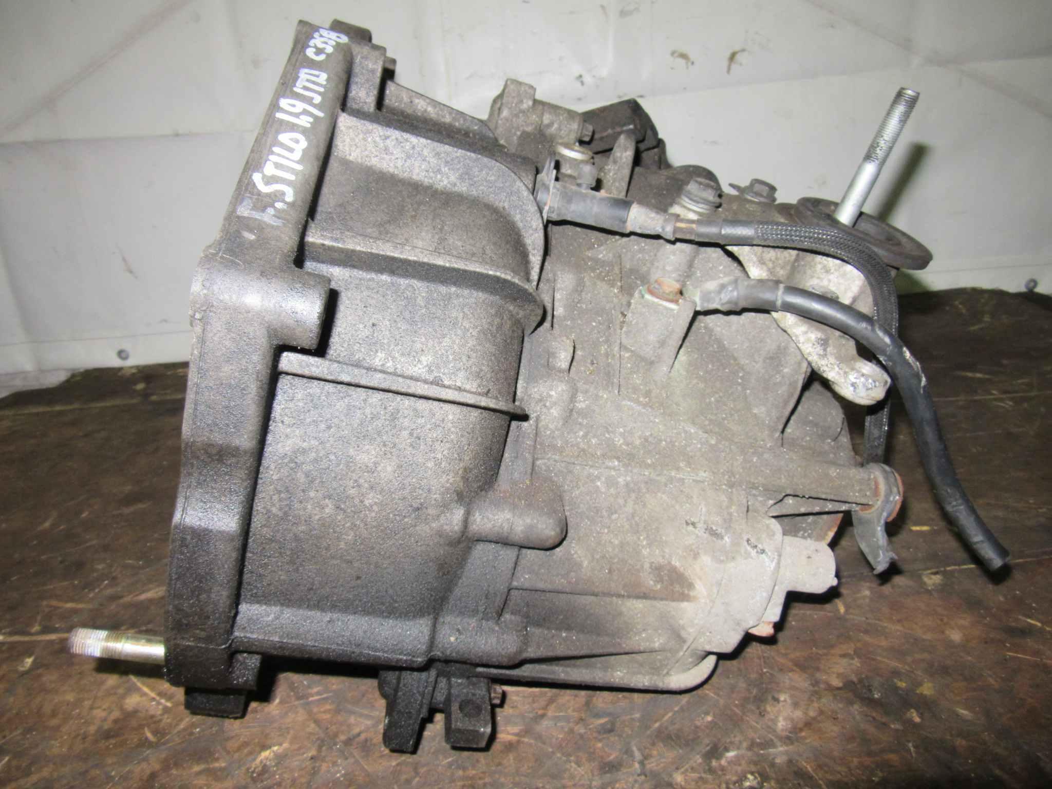 КПП 5ст (механическая коробка) Fiat Stilo 2002 Хетчбэк Механика 1.9JTD