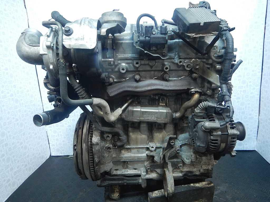 Двигатель (ДВС) Toyota Avensis 2 2006 Хетчбэк 5дв. Механика 2.2D-4D 16v 150лс