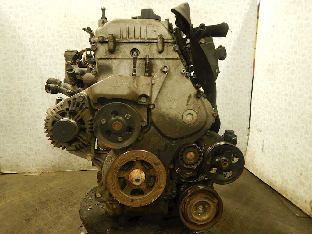 Двигатель (ДВС) Kia Cerato 2006 Хетчбэк 5дв. Механика 1.6CRDi 16v 115лс