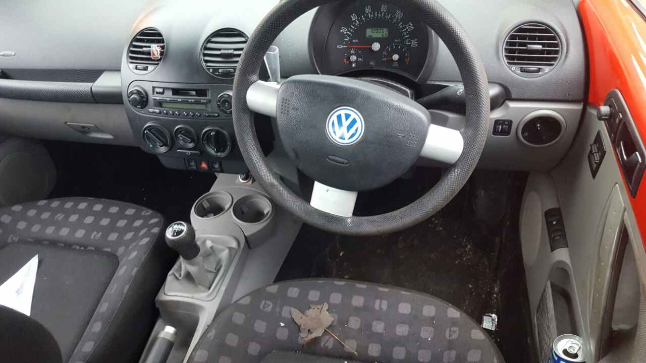 Двигатель (ДВС) Volkswagen Beetle 2 2002 Хетчбэк 3дв. Механика 1.6i 8v 102лс