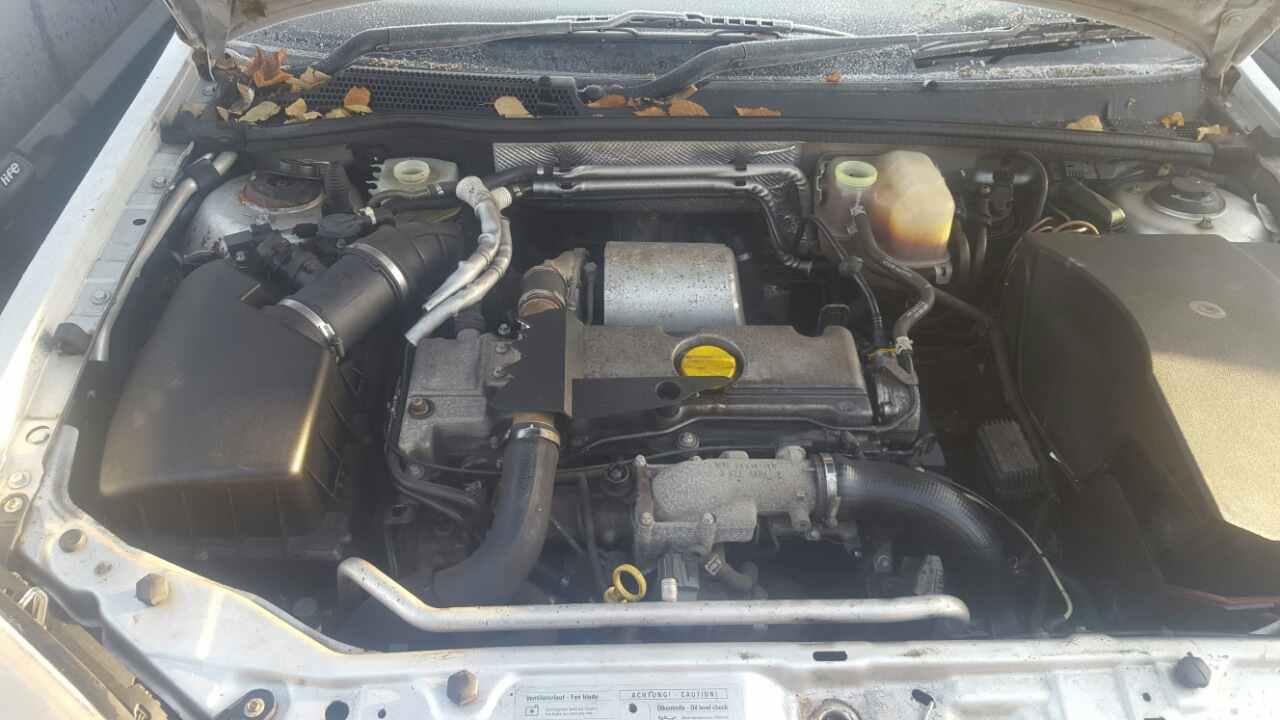 Двигатель (ДВС) Opel Vectra C 2003 Хетчбэк 5дв. Механика 2.0DTi 16v 101лс
