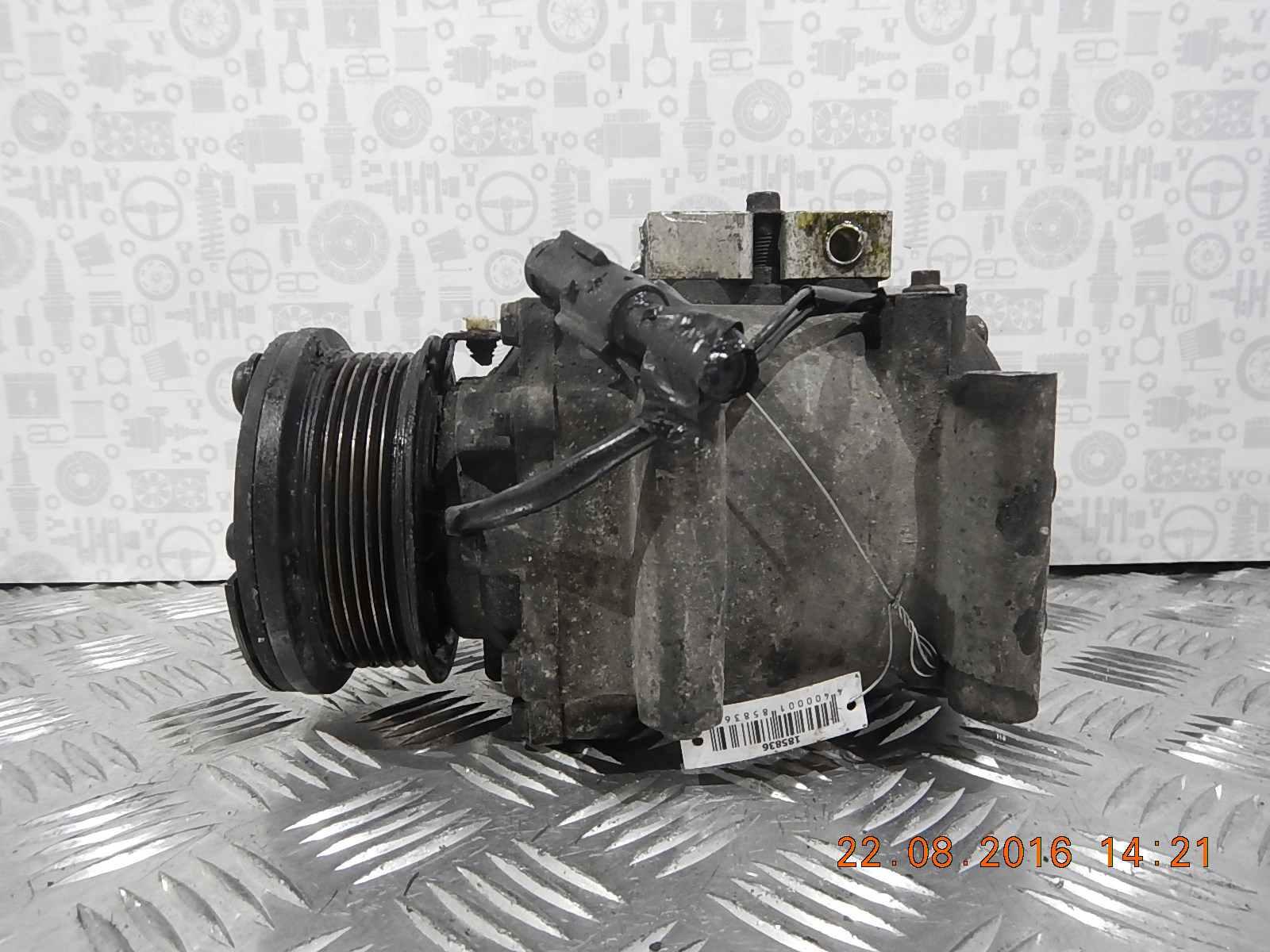 Ремонт компрессора кондиционера форд фокус 1 своими руками